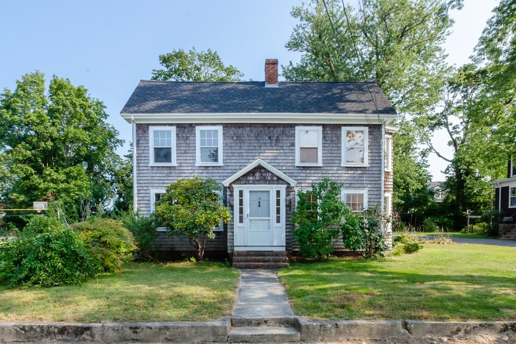 Welcome to this classic turn of the century home located in Wareham Village.  With four bedrooms, two and half baths, and over 1700 square feet of living space, this elegantly maintained property provides numerous opportunities for its new owners including the potential for one-level living.  The property features a first floor primary bedroom and laundry, a new roof, updated electrical, gorgeous hardwood floors, stunning wood details, and fireplace.  Nestled in the heart of the village, this quintessential South Coast home is a short distance to the shops, eateries, marinas, and beaches providing a true New England coastal village experience.