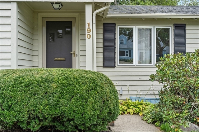 190 Upland Avenue Newton MA 02461