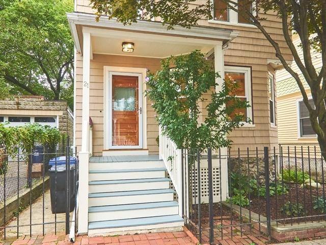 21 Edge Hill Street Boston MA 02130