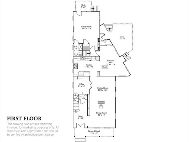 16 Cross Street Newton MA 02465