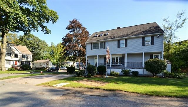 101 Wright Street Arlington MA 02474