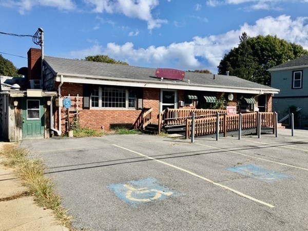 """Former very well known restaurant in New Bedford with take out service. In business since the 1960""""s. Building and all existing equipment being sold in """"as-is"""" condition with no warranties. Great location. Call for details."""