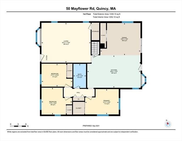 50 Mayflower Road Quincy MA 02171