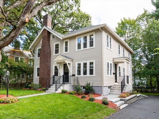 92-94 Athelstane Rd, Newton, MA, 02459, Newton Center Home For Sale