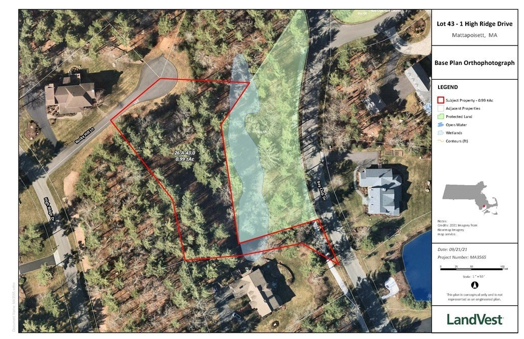 One of the last remaining buildable lots in the Bay Club of Mattapoisett, this generous .86  acre lot sits on a private cul-du-sac surrounded by luxury homes. This site offers underground utilities to include natural gas, electric, fiber optic cable and Town water and sewer. The Bay Club features an optional golf or social membership opportunity that includes an 18 hole Audubon Sanctuary championship golf course designed by Faxon-Booth, practice range, winter golf center, 4 har-tru tennis courts, paddle ball, pool, fitness center, fine dining, basketball court, pickle ball, kids summer camps, and social events. The community is a gated 625 acre site where nature and gracious living harmonize to provide an exceptional living experience. This lot can be combined with the adjacent parcel measuring .84 acres and abuts a one acre parcel of conserved land, creating a very private setting.