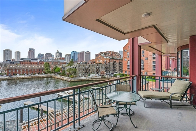 40 Battery St, Boston, MA, 02109, Waterfront Home For Sale