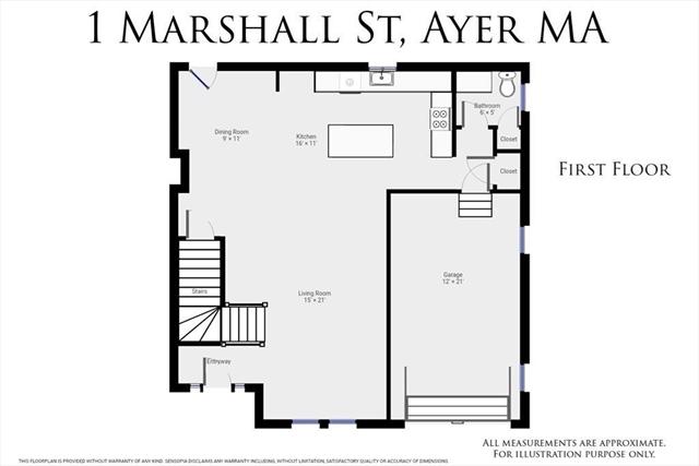 3 Marshall Street Ayer MA 01432