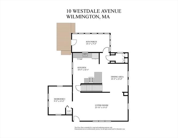 10 Westdale Avenue Wilmington MA 01887