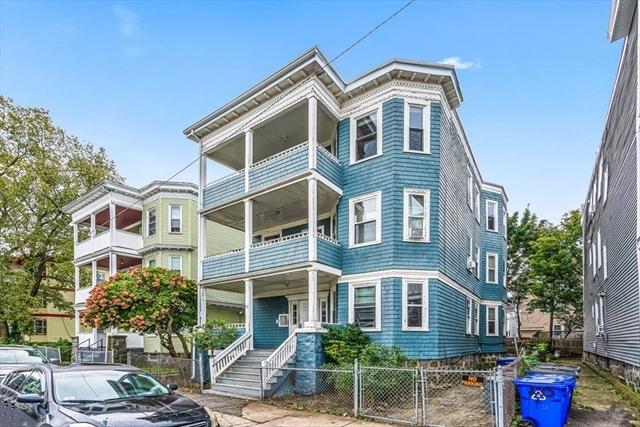 36 Hansborough Street Boston MA 02124
