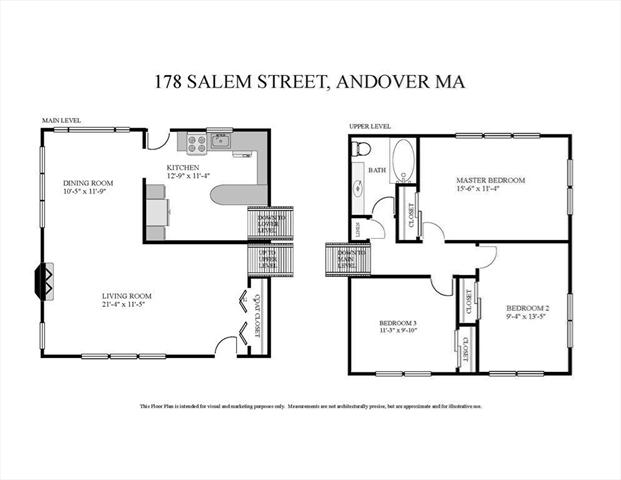 178 Salem Street Andover MA 01810