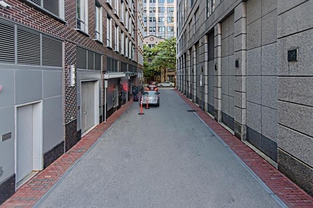 80 Broad Street PARKING SPACE Boston MA 02110