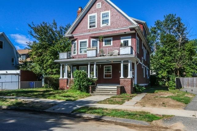 16 Rupert Street Springfield MA 01108