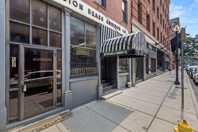 129 North Washington  Street, Boston, MA, 02114, North End Home For Sale