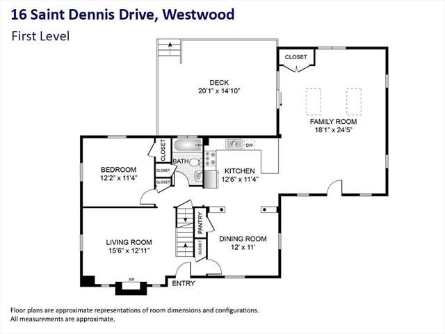 16 Saint Dennis Drive Westwood MA 02090