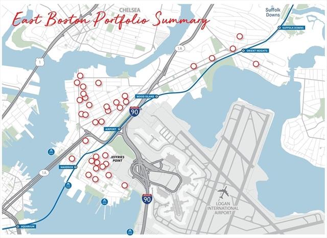 Blue Line Portfolio Boston MA 02128