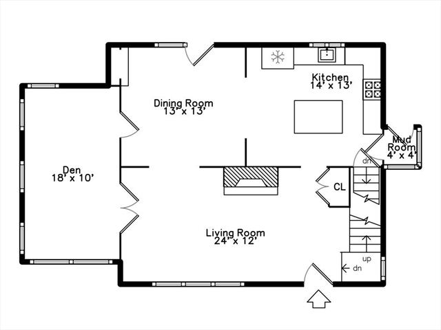 141 Perkins Street Melrose MA 02176