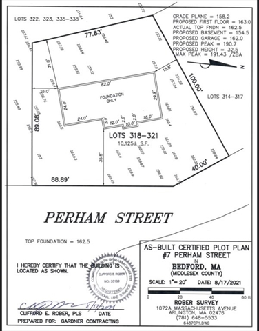 7 Perham Street Bedford MA 01730