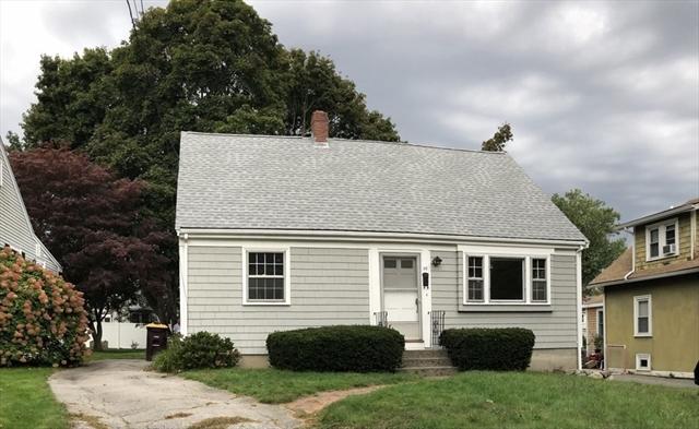 59 Wilson Avenue Weymouth MA 02188