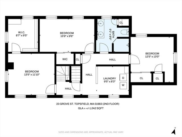 23 Grove Street Topsfield MA 01983