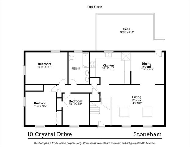 10 Crystal Drive Stoneham MA 02180