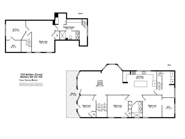 160 Malden Street Malden MA 02148