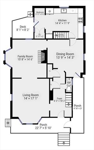 8 Sanborn Street Winchester MA 01890