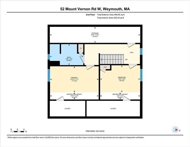 52 Mount Vernon Road W Weymouth MA 02189
