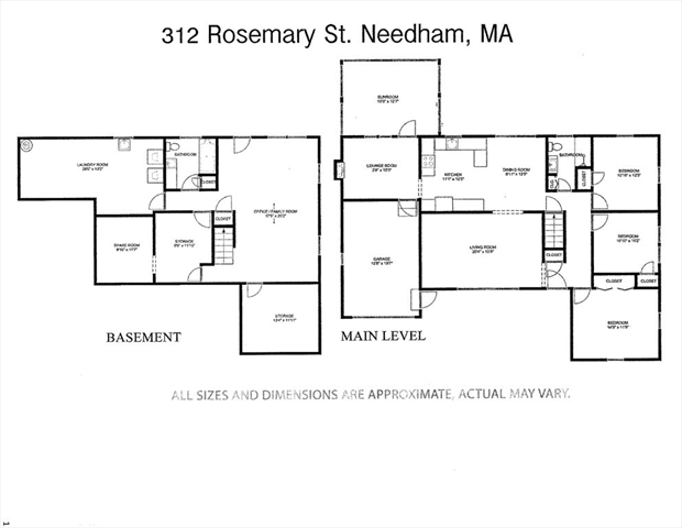 312 Rosemary Street Needham MA 02492