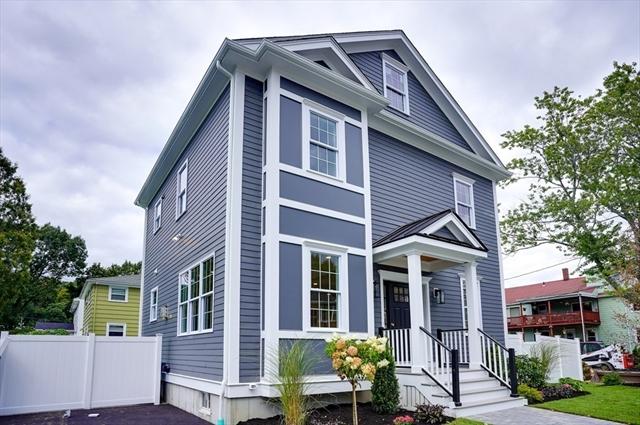 24 Grant Avenue Belmont MA 02478