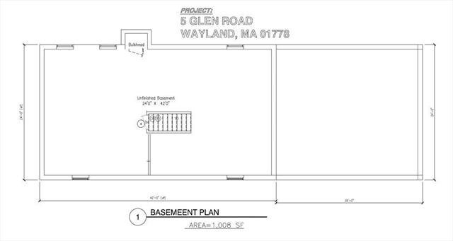 5 Glen Road Wayland MA 01778