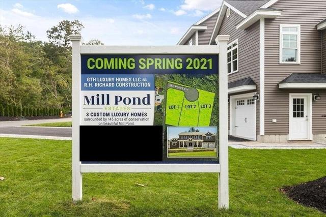 2 Mill Pond Lane Burlington MA 01803