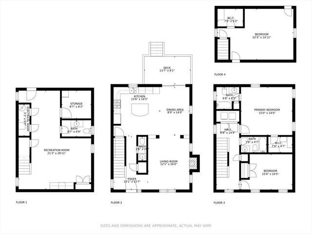 107 Milner Street Waltham MA 02451