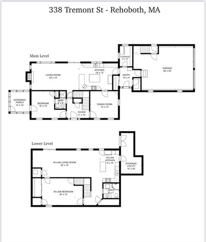 338 Tremont Street Rehoboth MA 02769