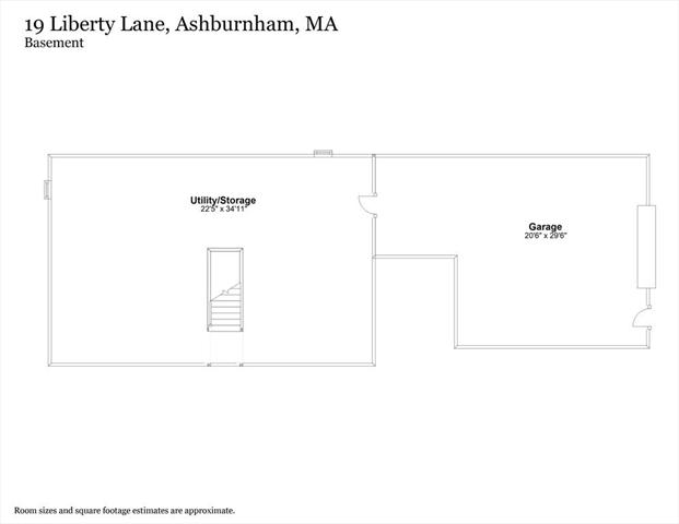 19 Liberty Lane Ashburnham MA 01430