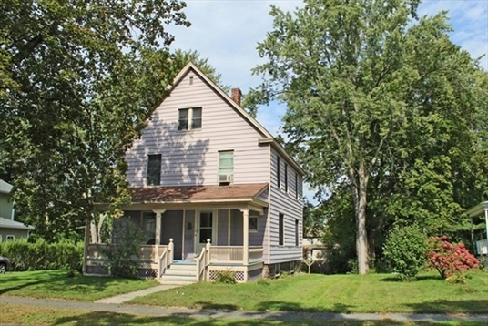 51 Riddell Street, Greenfield, MA: $225,000