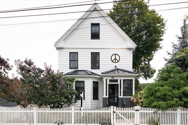 76 Maynard Street Boston MA 02131