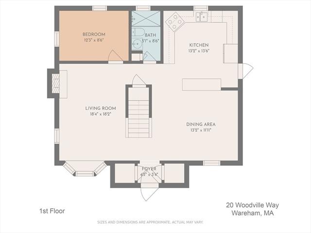 20 Woodville Way Wareham MA 02571