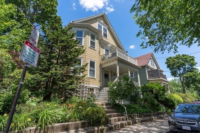 12 Castlerock Boston MA 02125