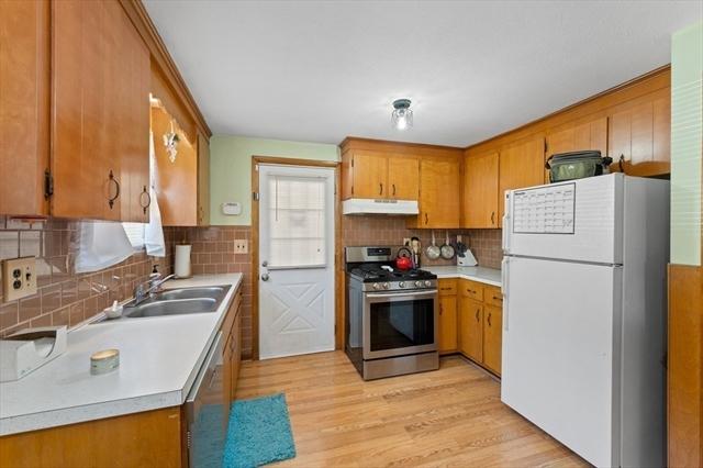 45 Louis Street Brockton MA 02302