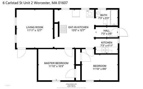 6 Carlstad Street Worcester MA 01607