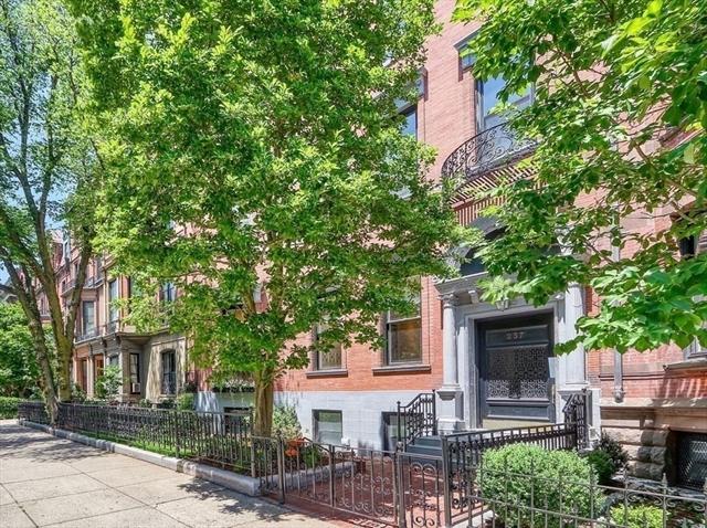 257 Commonwealth Avenue Boston MA 02116