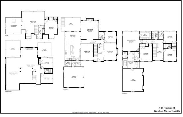 137 Franklin Street Newton MA 02458