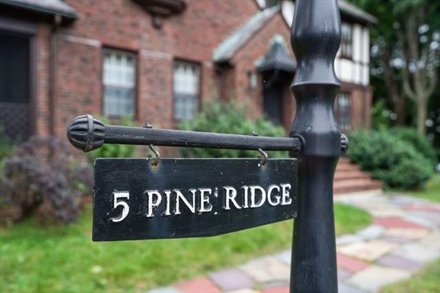 5 Pine Ridge Road Medford MA 02155