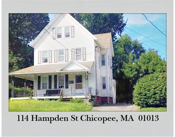 114 Hampden Street Chicopee MA 01013