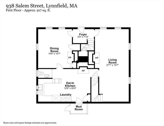 938 Salem Street Lynnfield MA 01940