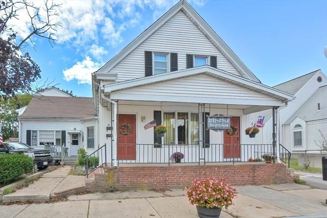 44 N Main Street Mansfield MA 02048