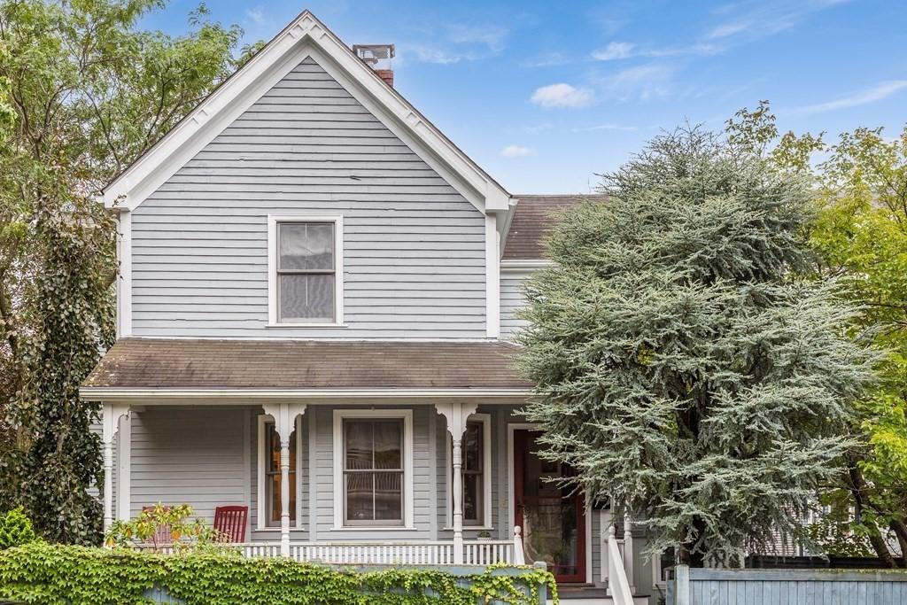 126 Garden Street, Cambridge, MA 02138