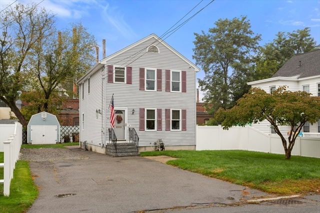 41 Burnside Street Lowell MA 01851