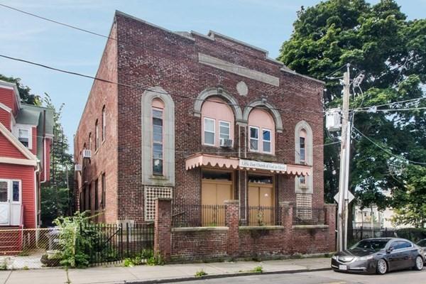 70 Wayland Street Boston MA 02125