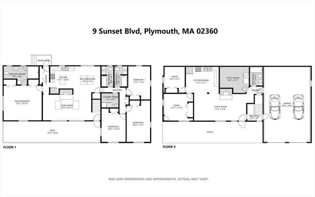 9 Sunset Boulevard Plymouth MA 02360
